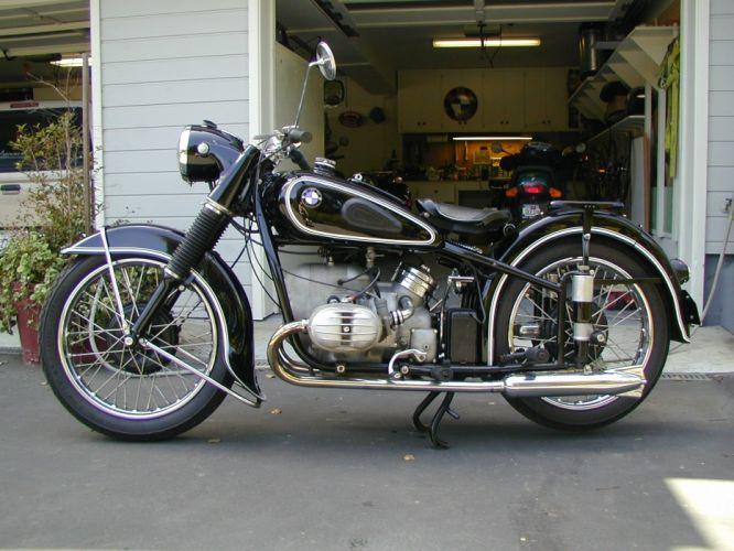 BMW vintage retro motorbike motorcycle bike f wallpaper