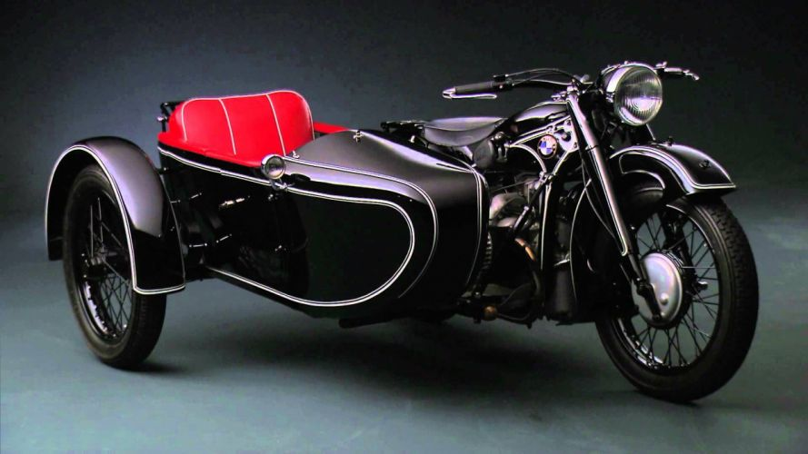 BMW vintage retro motorbike motorcycle bike classic wallpaper