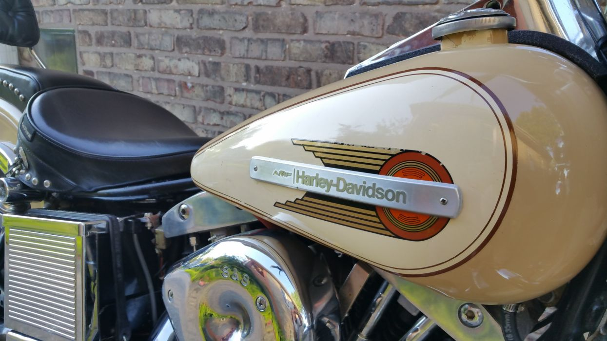 1979 Harley Davidson Electra Glide FLH-80 Shovelhead f wallpaper