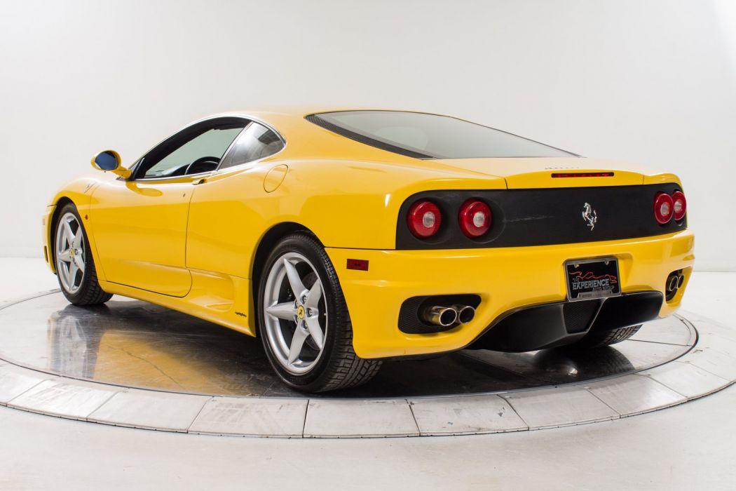 2003 FERRARI 360 MODENA 6X supercar f wallpaper