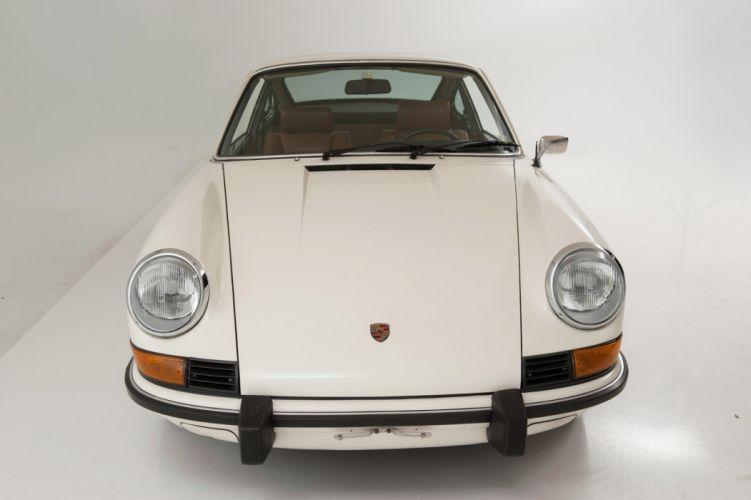 1963 Porsche 911-T Coupe white classic cars wallpaper