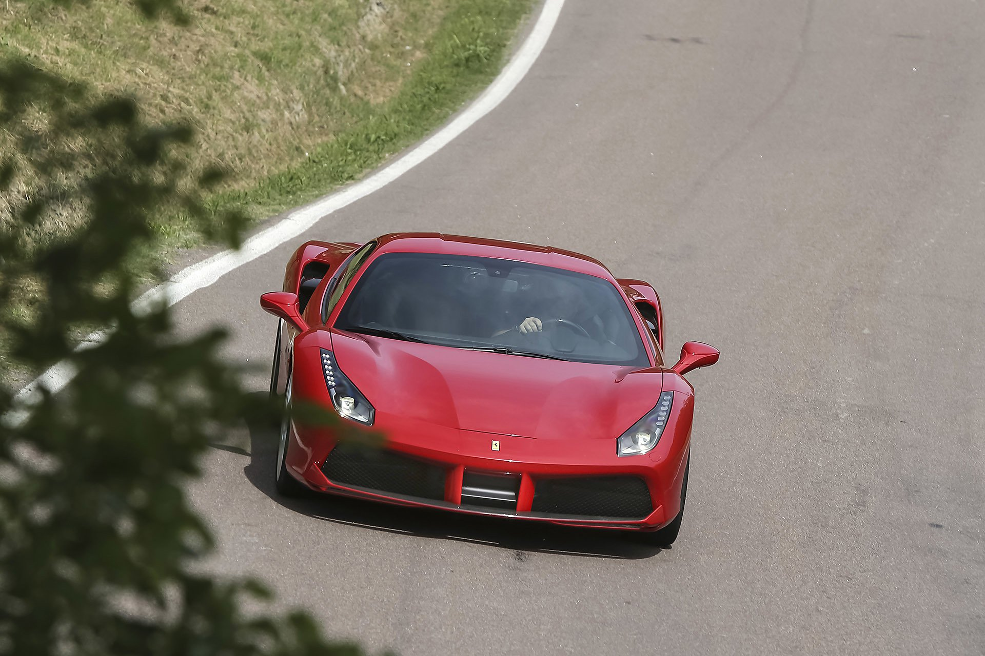2016 ferrari 488 gtb cars coupe red wallpaper 1920x1280 712317 wallpaperup - Ferrari 488 Iphone Wallpaper