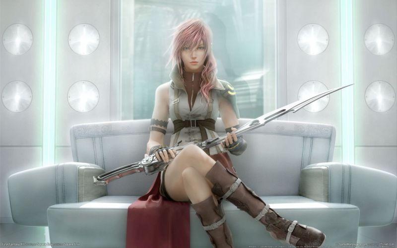 final fantasy video juego wallpaper