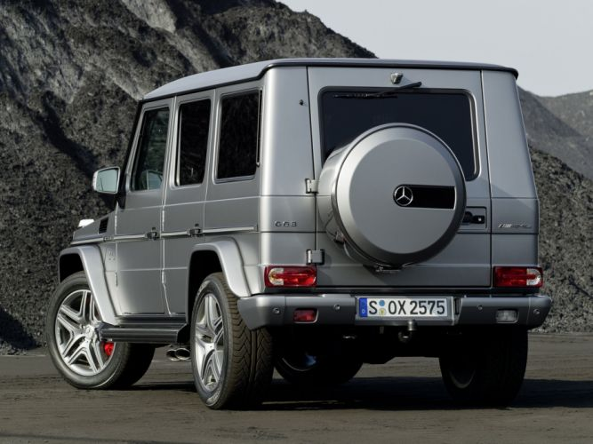 Mercedes Benz G63 AMG W463 2012 cars 4wd 4x4 all road wallpaper