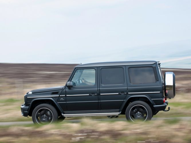 Mercedes Benz G63 AMG UK-spec W463 2012 cars 4x4 4wd wallpaper