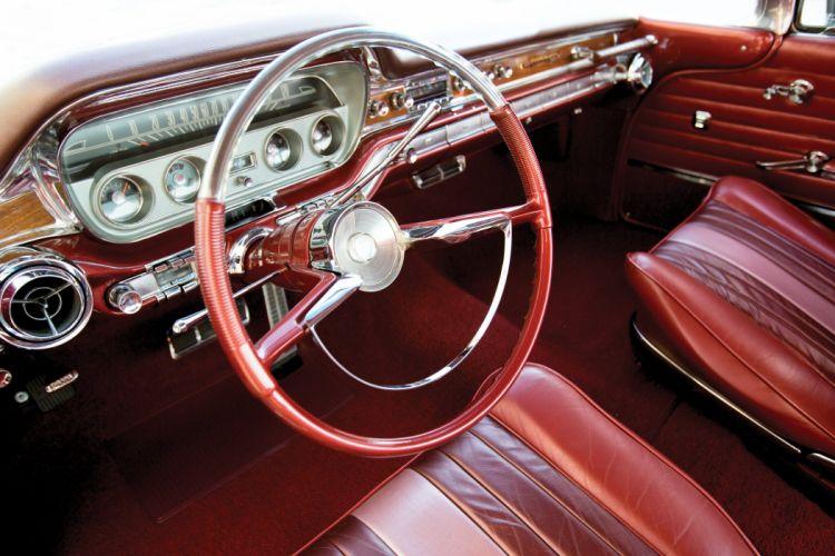 1960 Pontiac Bonneville Sport Coupe cars wallpaper
