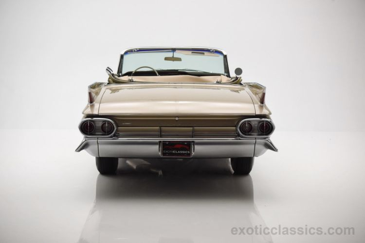 1961 Cadillac Eldorado Biarritz Convertible cars classic wallpaper