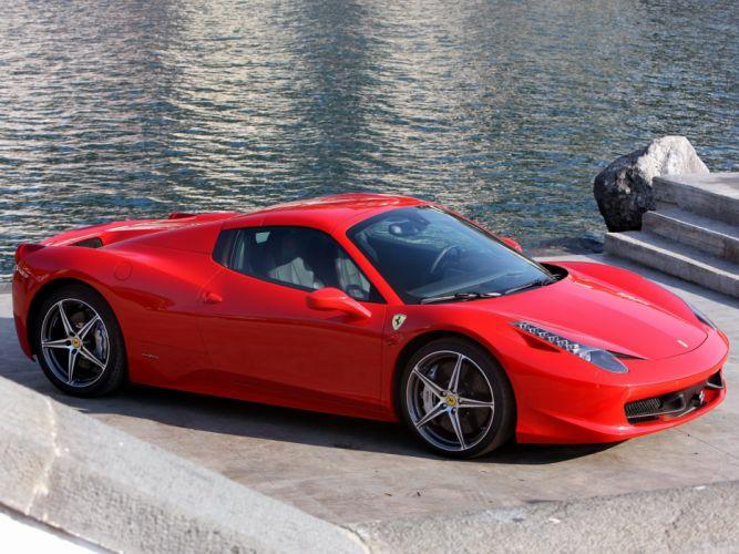 Ferrari 458 italia wallpaper
