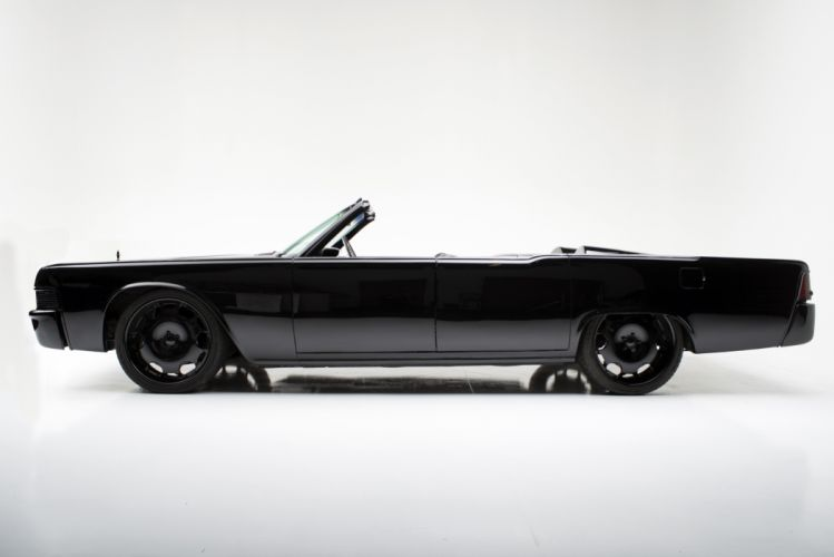 1965 LINCOLN CONTINENTIAL CUSTOM ROADSTER luxury classic tuning f wallpaper