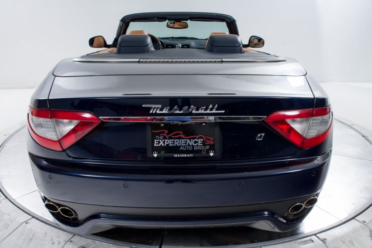 2011 MASERATI G-T CONVERTIBLE g wallpaper