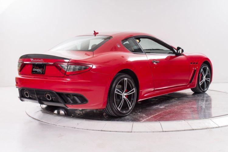 2015 Maserati GranTurismo M-C f wallpaper