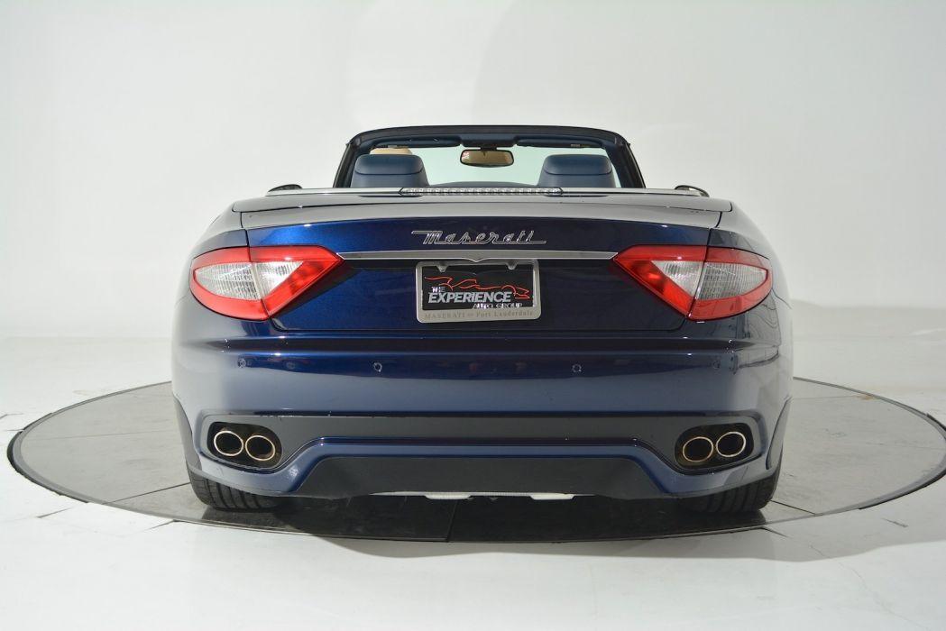 2015 Maserati Gran Turismo Convertible g wallpaper