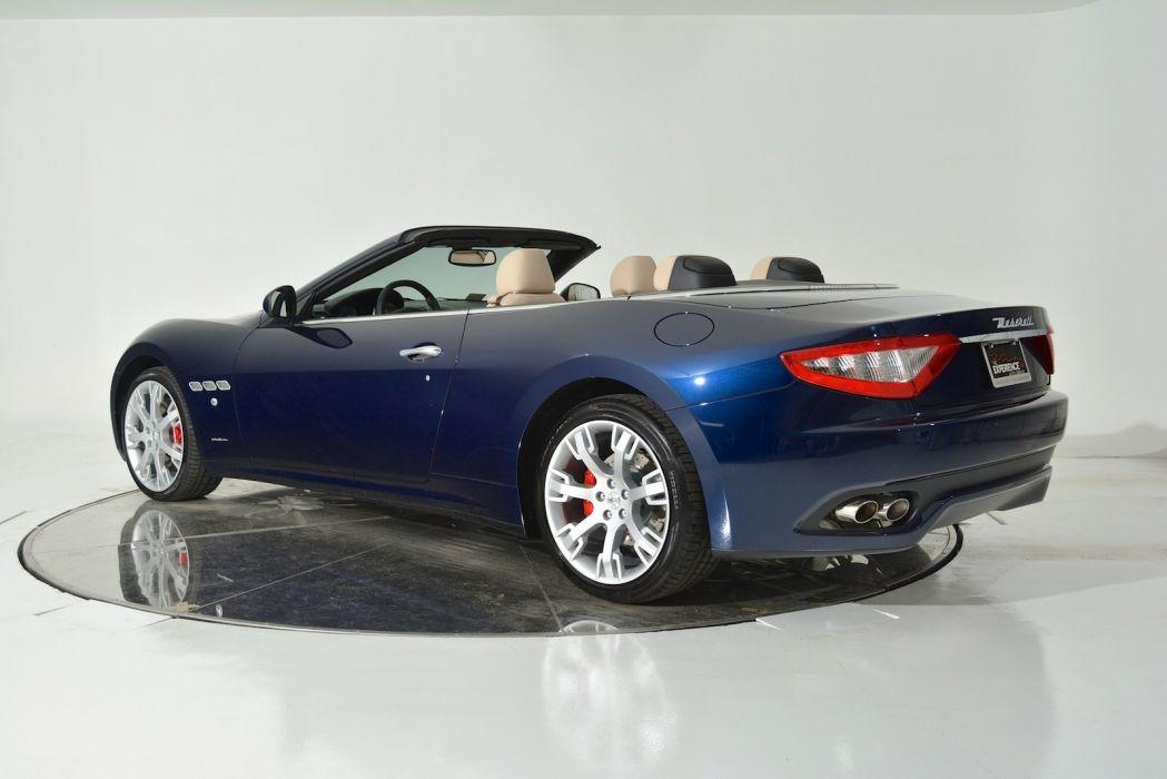 2015 Maserati Gran Turismo Convertible f wallpaper