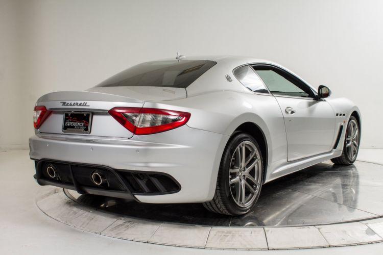 2012 Maserati Gran Turismo M-C d wallpaper