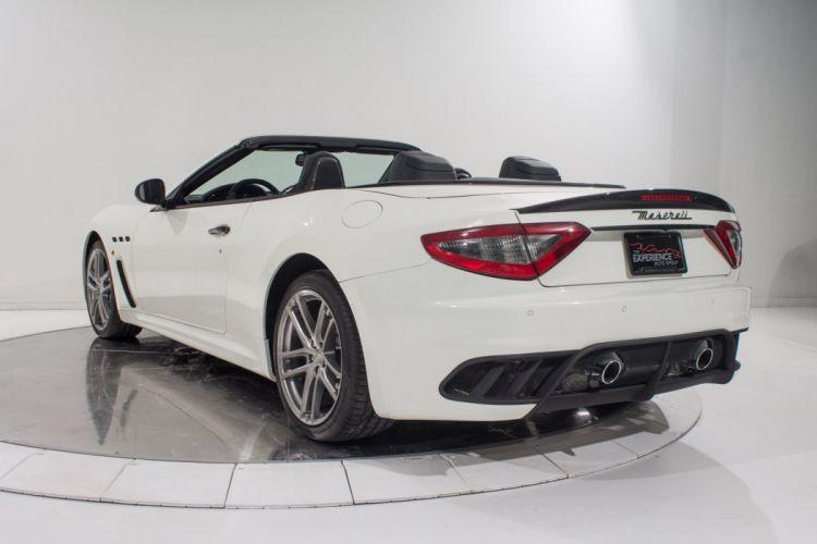 2015 Maserati GraTurismo Convertible d wallpaper