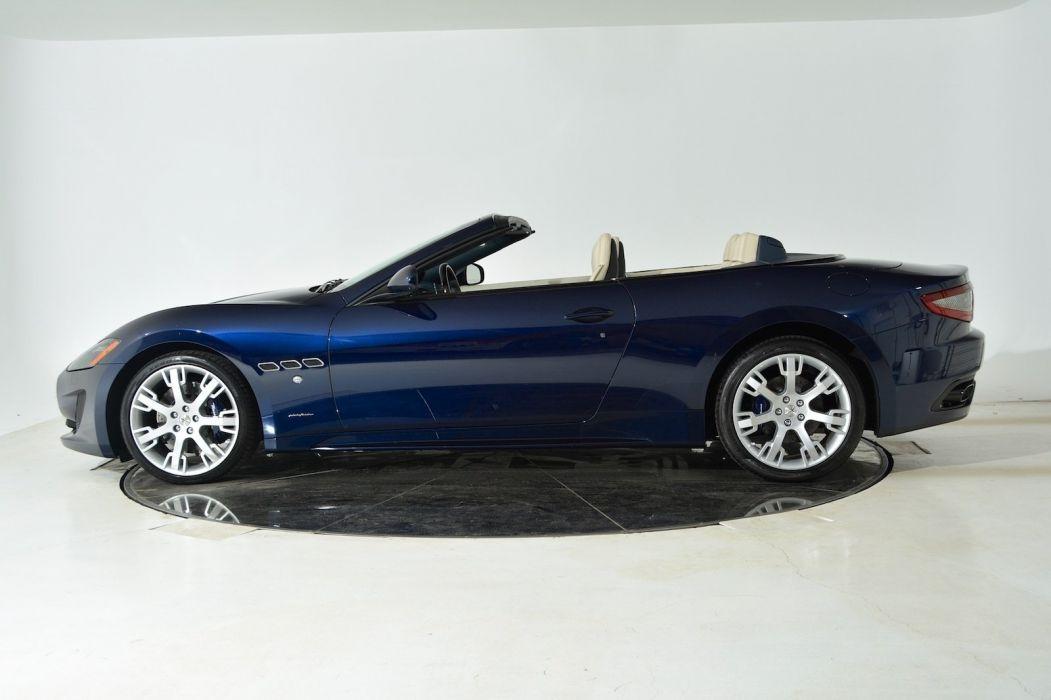 2015 Maserati Gran Turismo Convertible Sport s wallpaper