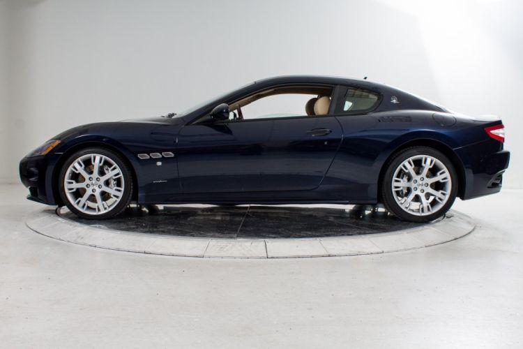 2012 Maserati Gran Turismo S Automatic s wallpaper