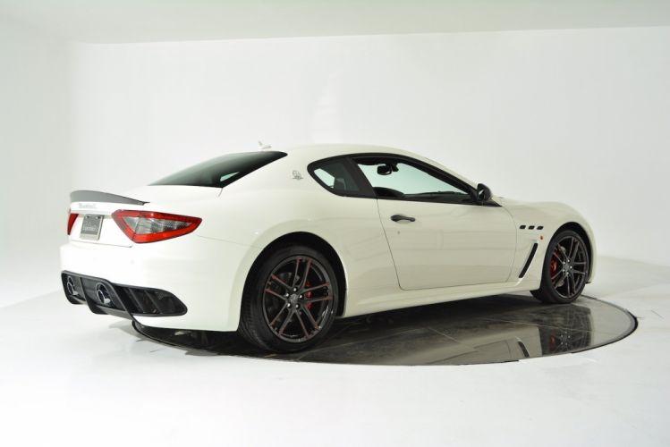 2015 Maserati Gran Turismo M-C f wallpaper