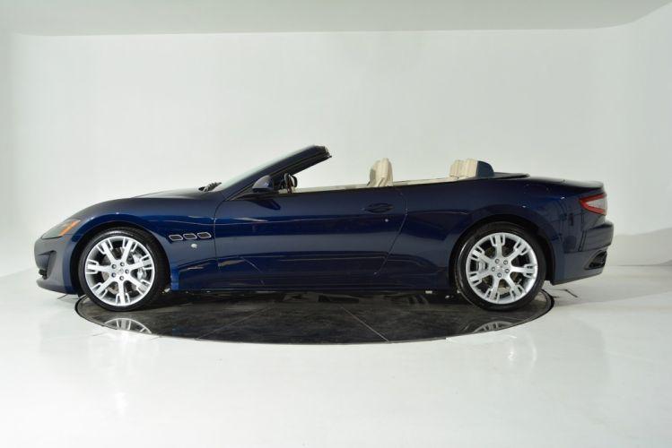 2015 Maserati Gran Turismo Convertible Sport d wallpaper