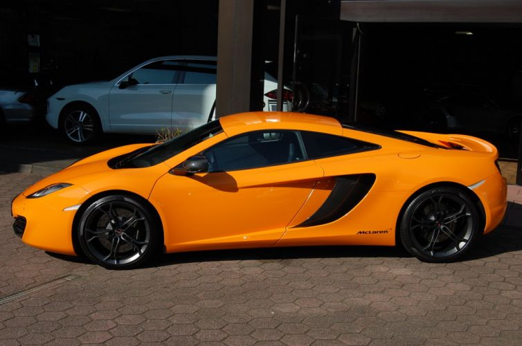 2011 MCLAREN MP4-12C supercar g wallpaper