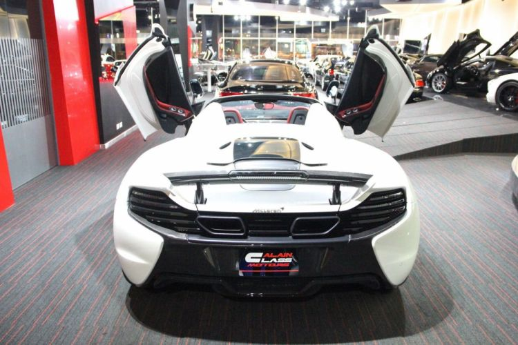 2015 McLaren 650S supercar f wallpaper