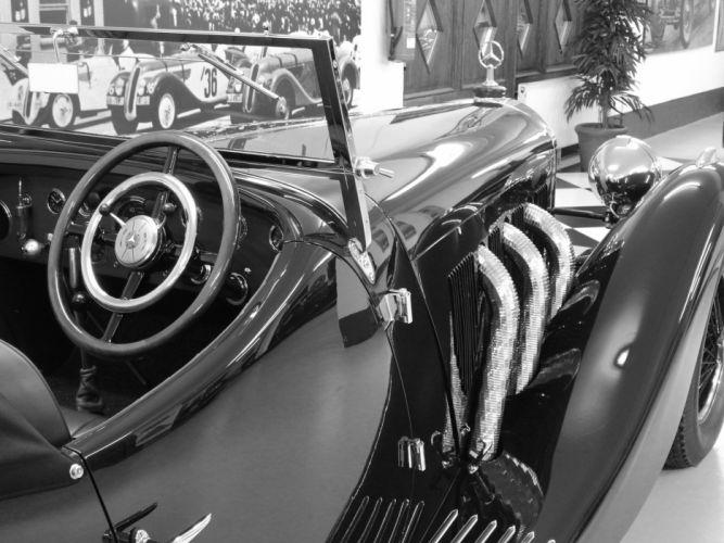 1929 MERCEDES 710 S-S super sport benz luxury g wallpaper