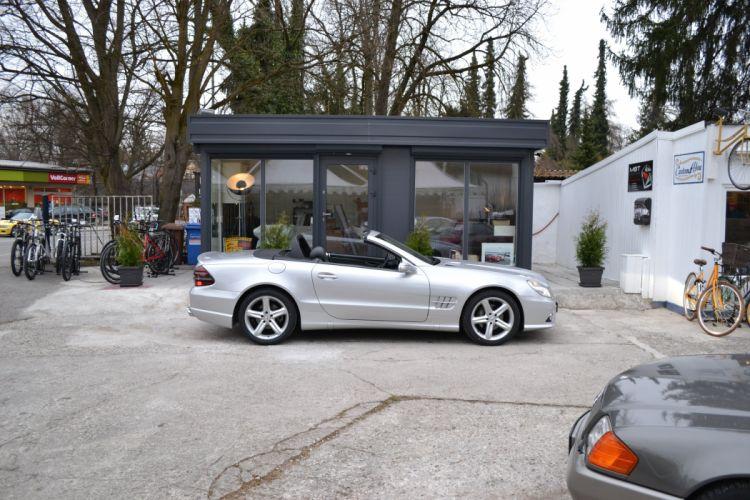 2007 Mercedes Benz SL350 d wallpaper