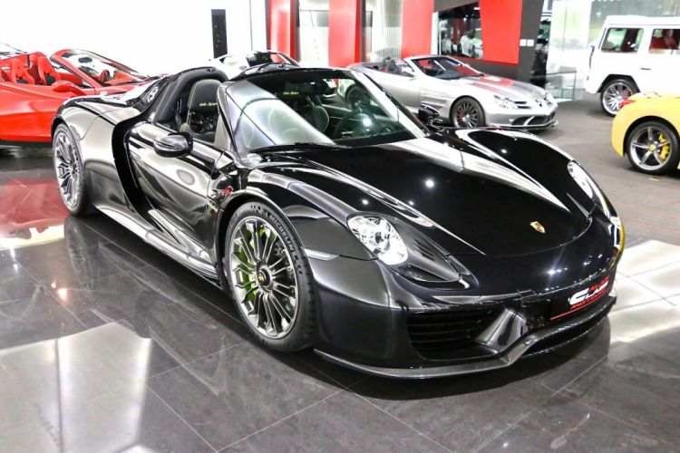 2015 Porsche 918 Spyder f wallpaper