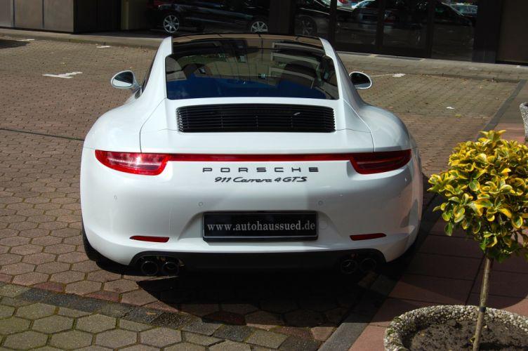 2015 PORSCHE 911 CARRERA 4 GTS NEUFAHRZEUG d wallpaper