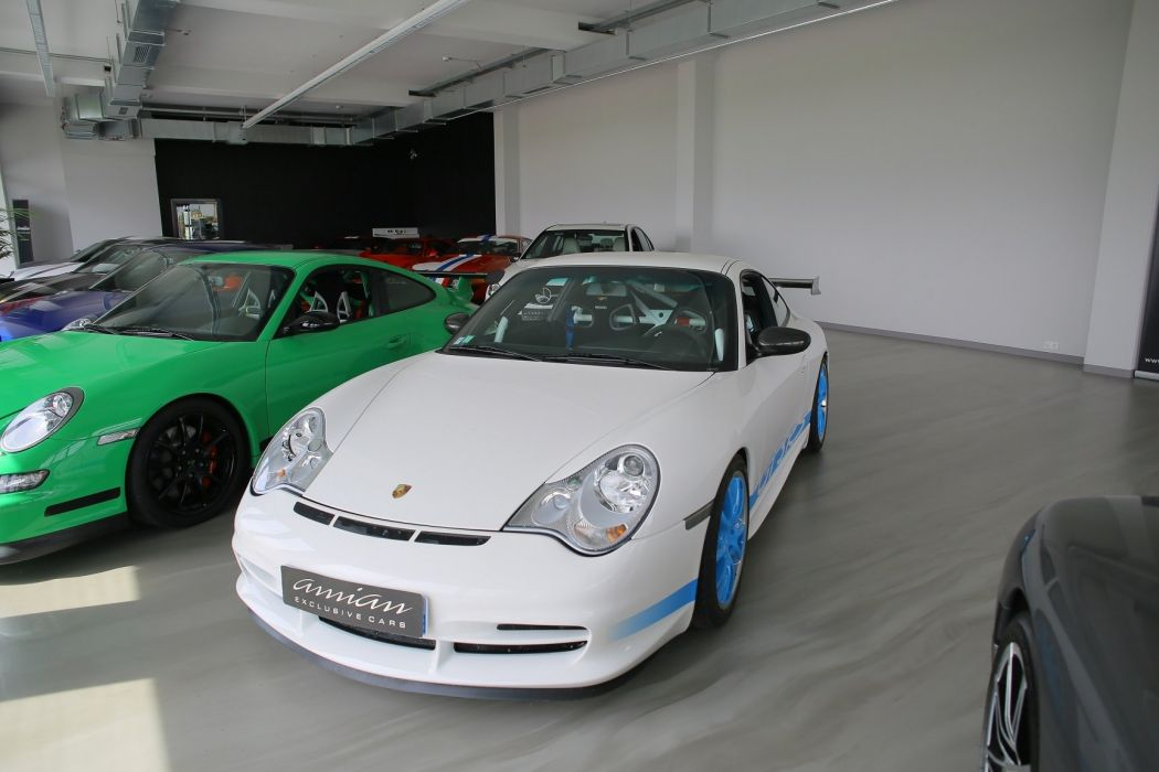 2004 PORSCHE 911 996 GT3 R-S g wallpaper