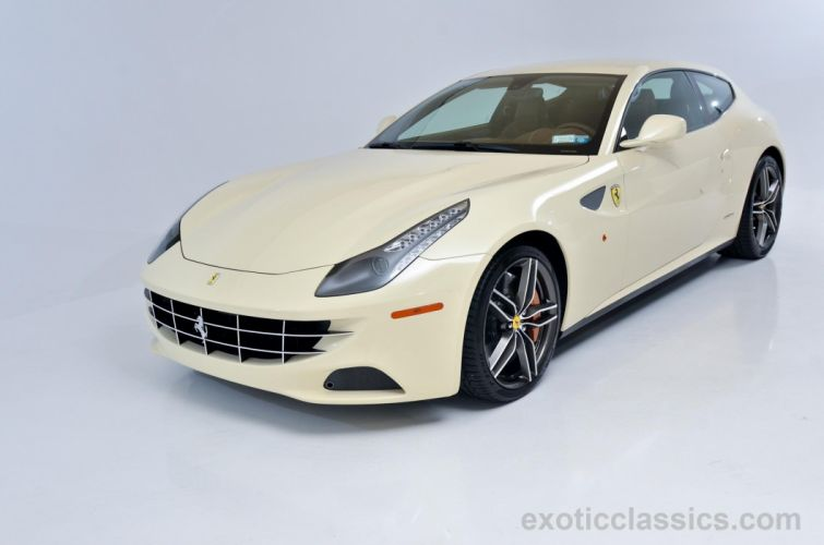 2012 Ferrari FF CIOCCOLATO coupe cars 4wd wallpaper