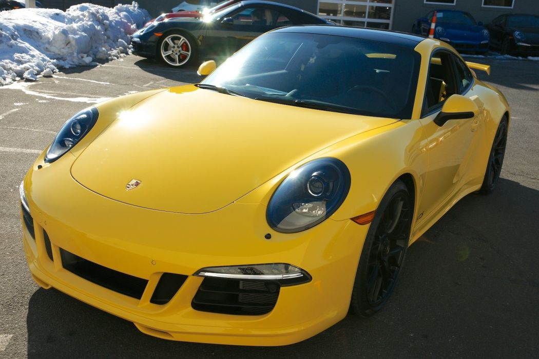 2015 PORSCHE 911 CARRERA GTS d wallpaper