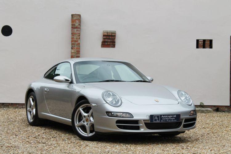 2006 Porsche 911 Carrera 2 c wallpaper