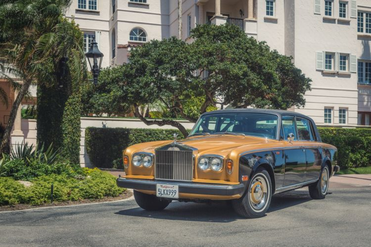 1976 Rolls Royce Silver Shadow luxury f wallpaper