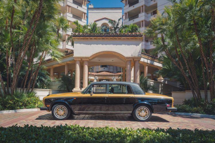 1976 Rolls Royce Silver Shadow luxury f wallpaper