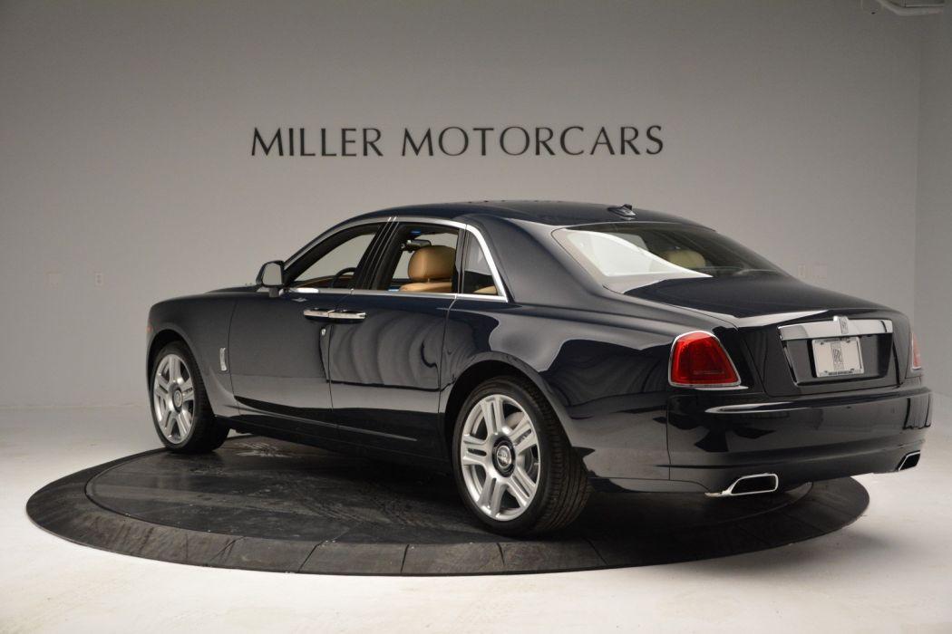 2015 ROLLS ROYCE GHOST luxury d wallpaper