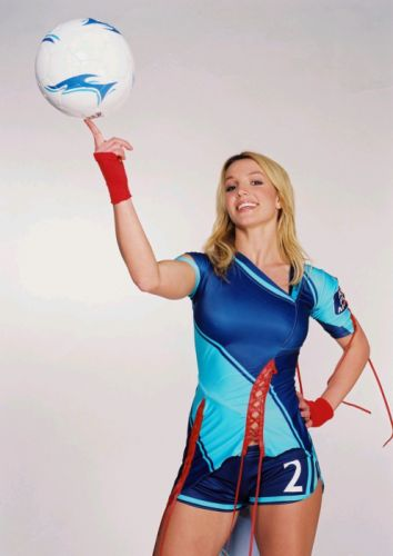 BRITNEY SPEARS singer pop dance electropop sexy babe blonde soccer f wallpaper