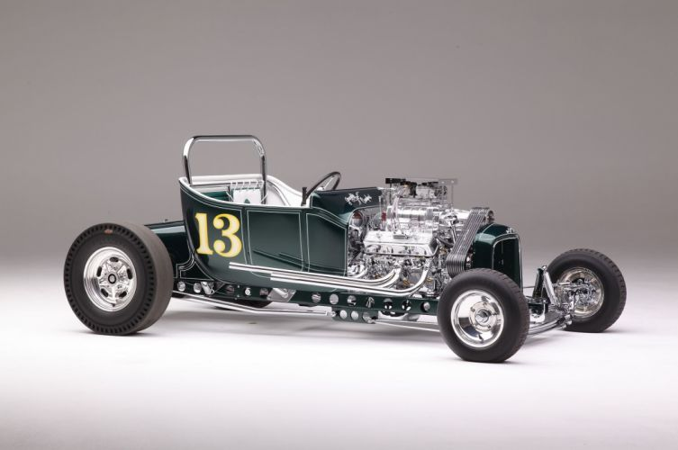 1923 Ford Roadster Modified Drag Dragster Race Old School Vintage USA -06 wallpaper