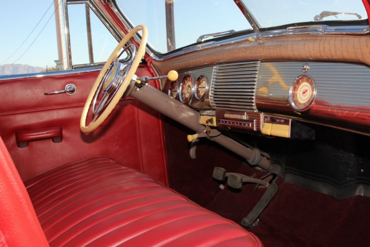 1940 Buick Eight Special Convertible Sedan Classic Old Retro Vintage Original USA -08 wallpaper