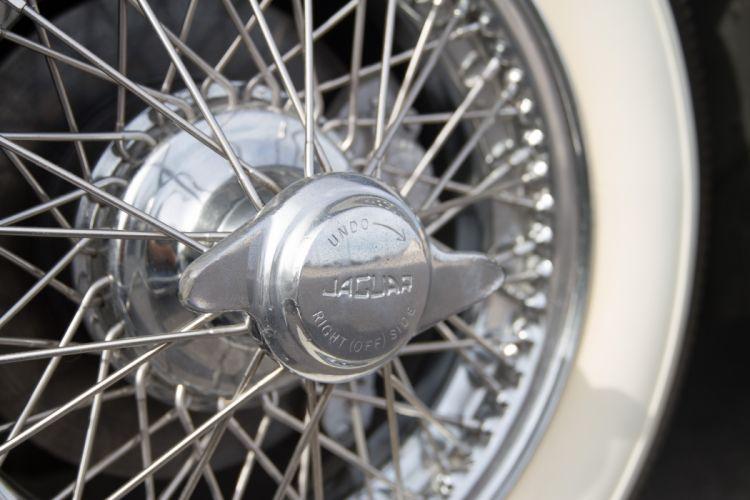 1960 Jaguar XK150 Fixed Head Coupe Classic Old Retro Vintage Original UK -08 wallpaper