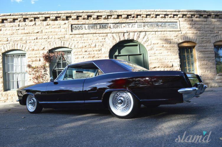 1964 Buick Riviera lowrider custom classic d wallpaper