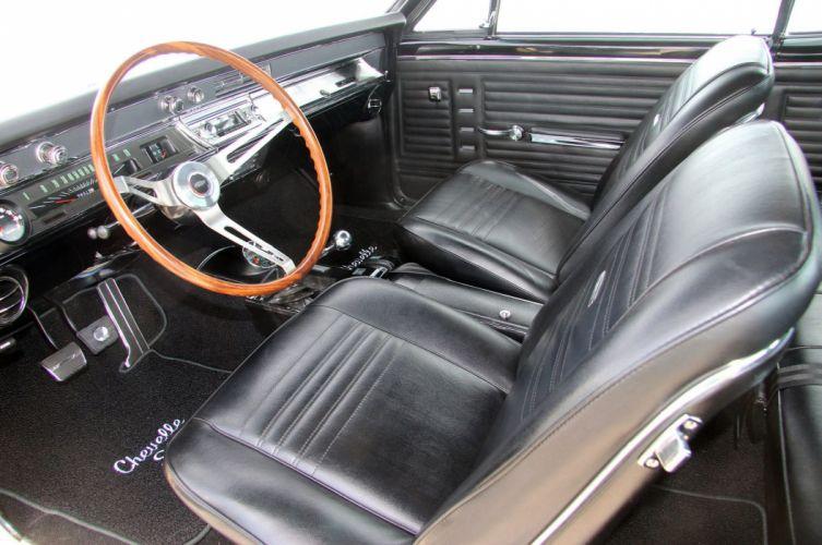 1967 Chevrolet Chevy Chevelle SS 396 Muscle Cruiser Streetrod Street ROd Hot USA -04 wallpaper