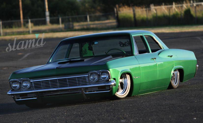 1965 Chevrolet Impala lowrider custom classic s wallpaper