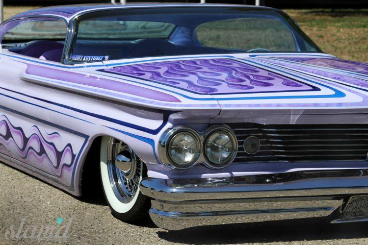 1960 Pontiac bonneville lowrider custom classic g wallpaper