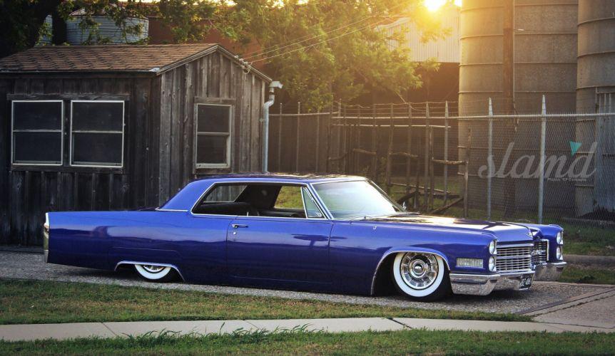 1966 CADILLAC lowrider custom classic luxury h wallpaper