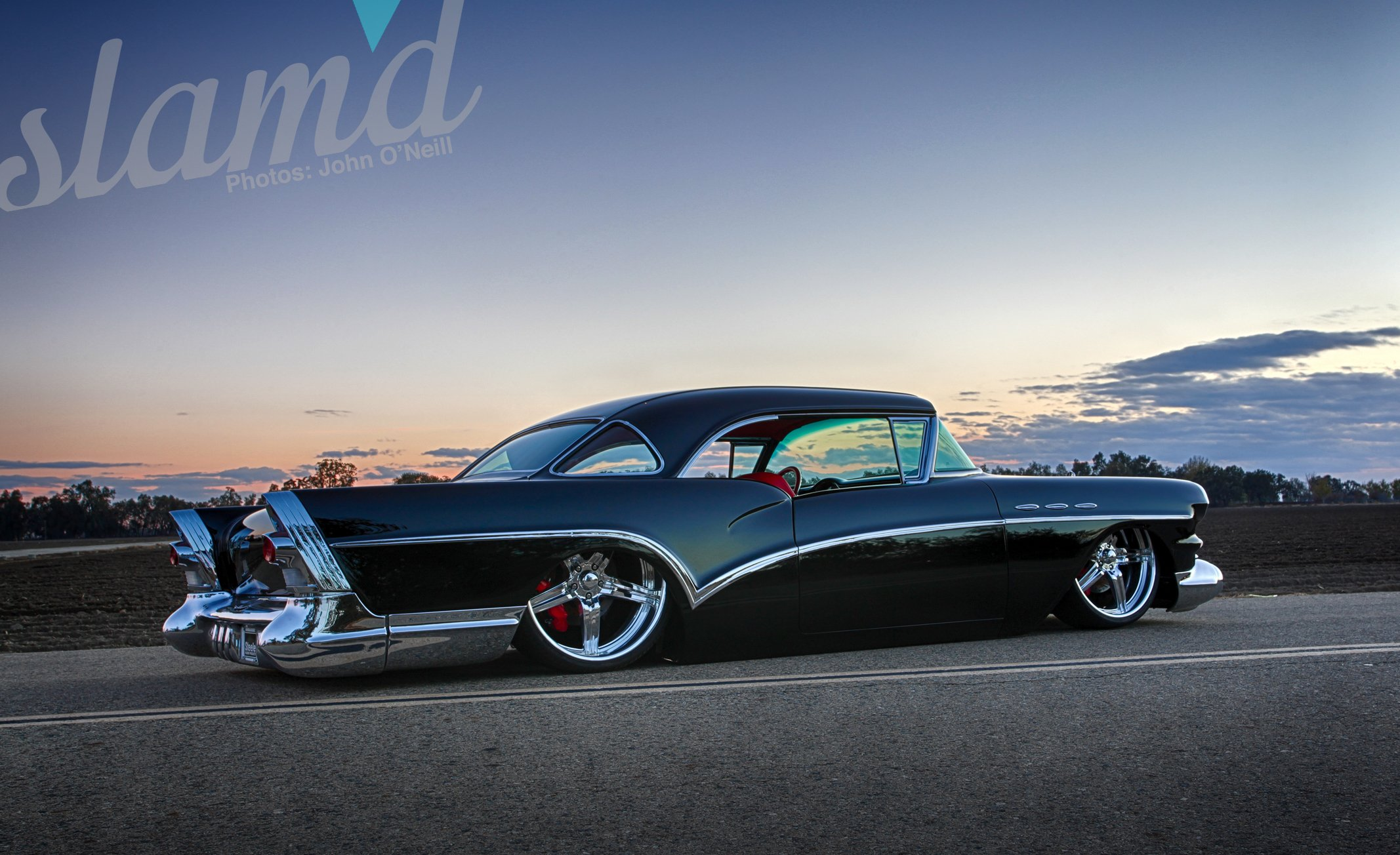 1957 buick special lowrider custom hot rod rods retro g for Garage auto 57