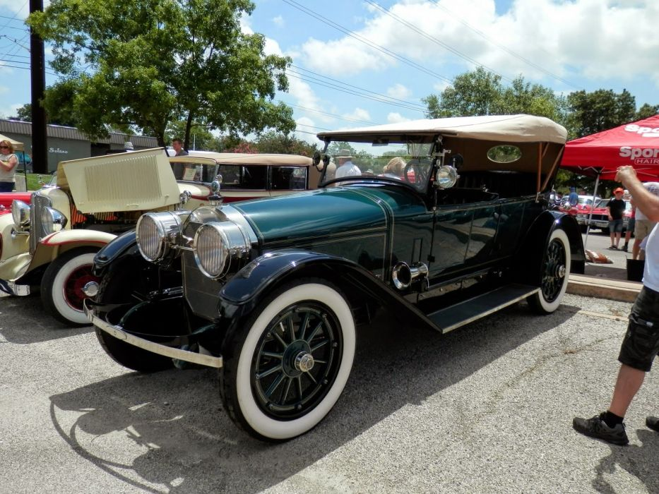1919 Locomobile Sportif Classic Old Vintage Retro Original USA 1600x1200-01 wallpaper