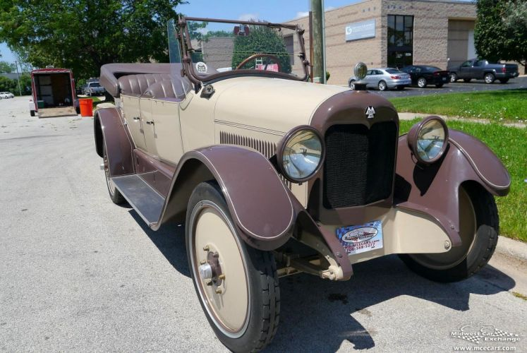 1920 Elgin Six Sport Touring Classic Old Vintage Original USA -03 wallpaper