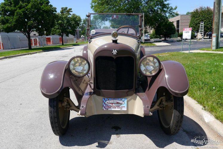 1920 Elgin Six Sport Touring Classic Old Vintage Original USA -04 wallpaper