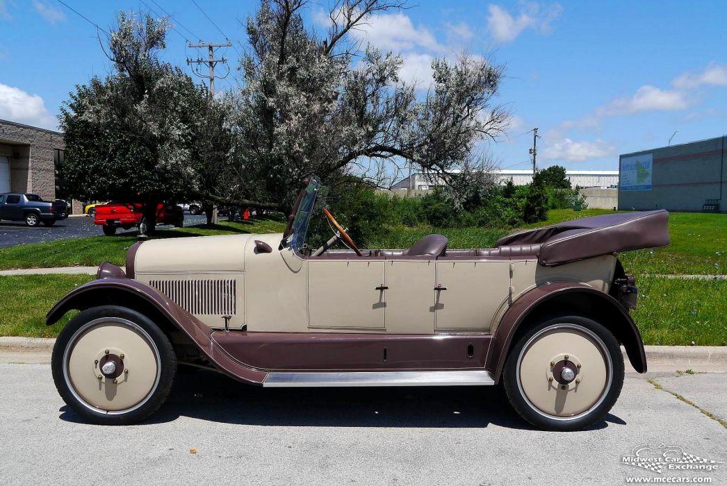 1920 Elgin Six Sport Touring Classic Old Vintage Original USA -07 wallpaper